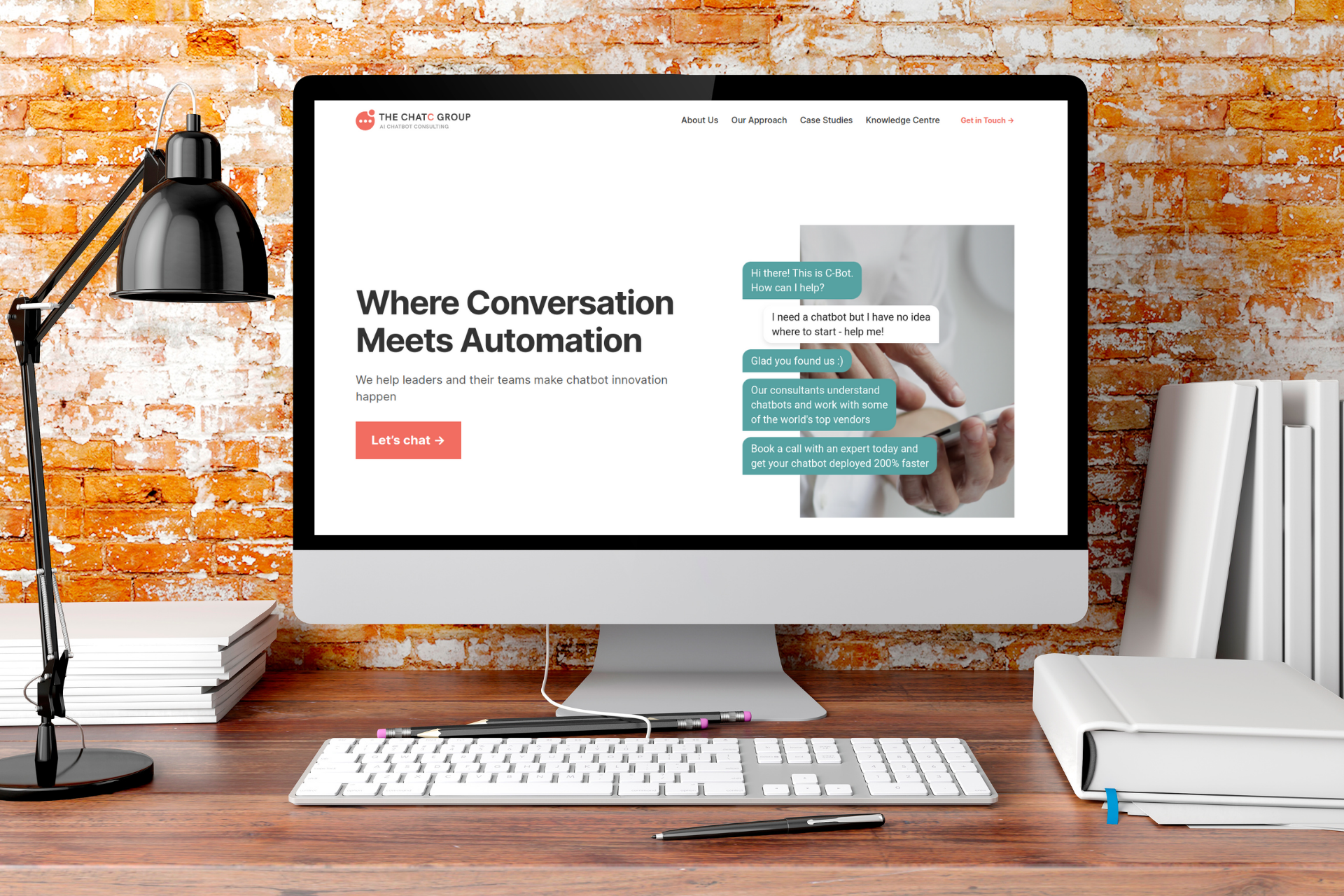 3 Lessons Learned When Launching The ChatC Group Website